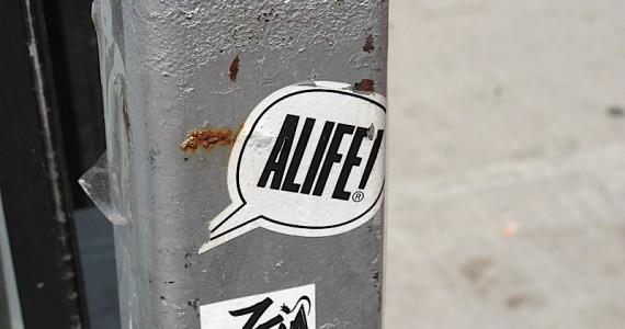 Alife Sticker