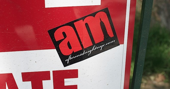 Am Sticker