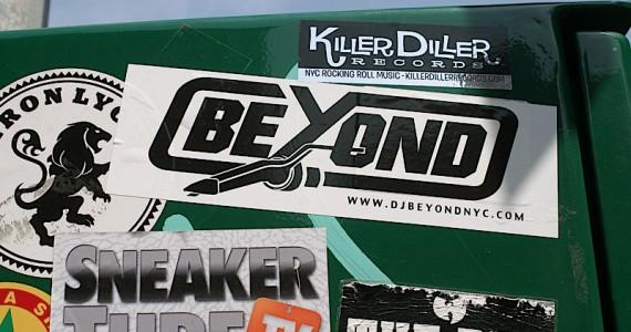 Beyond Sticker