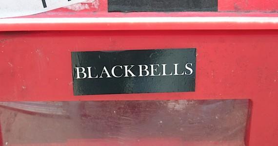 Blackbells 2 Sticker