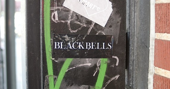 Blackbells Sticker