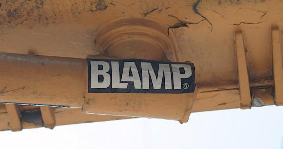Blamp Sticker