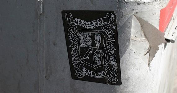 Cerebral Ballzy Sticker