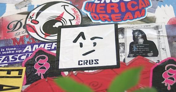 Cres Sticker