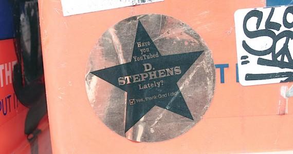 D Stephens Stciker