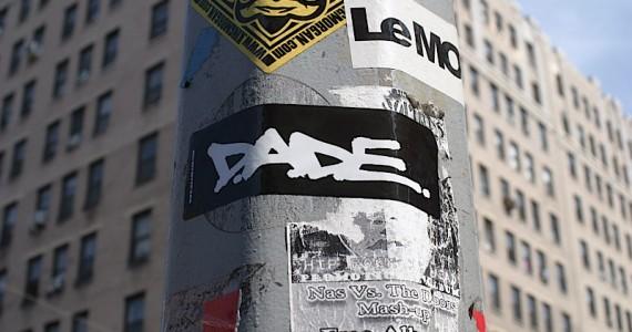 Dade 2 Sticker