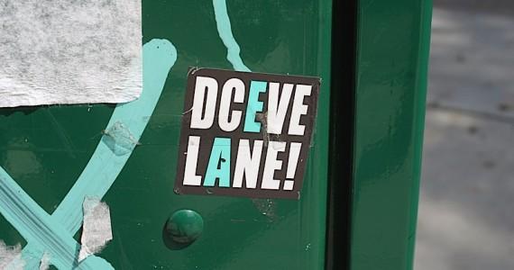 Dceve Lane Sticker