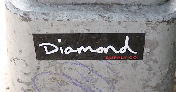 Diamond Sticker