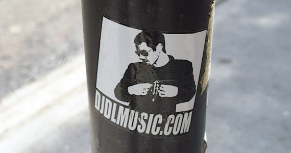 Djdlmusic 2 Sticker