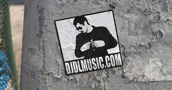 Djdlmusic Sticker