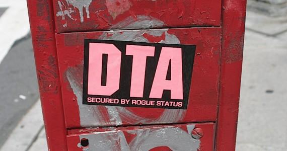 Dta Sticker