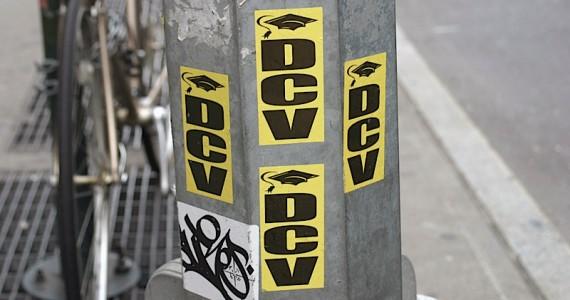 Dvc Sticker