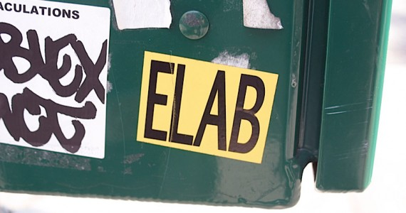 Elab Sticker