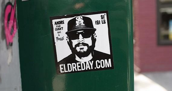 Eldreday Sticker