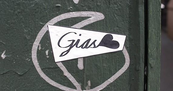 Gias Sticker