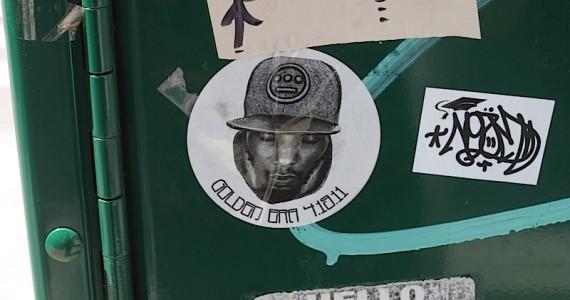 Golden Era  Sticker