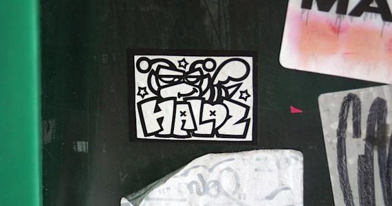Halpz Sticker