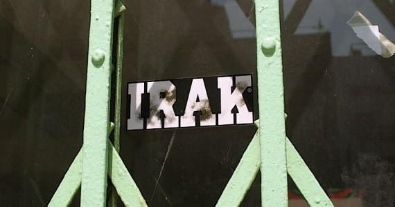 Irak Sticker