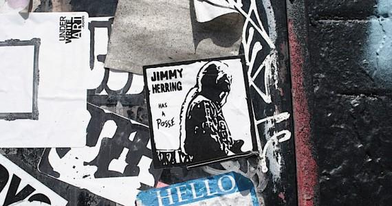 Jimmy Herring Sticker