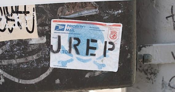 Jrep Sticker