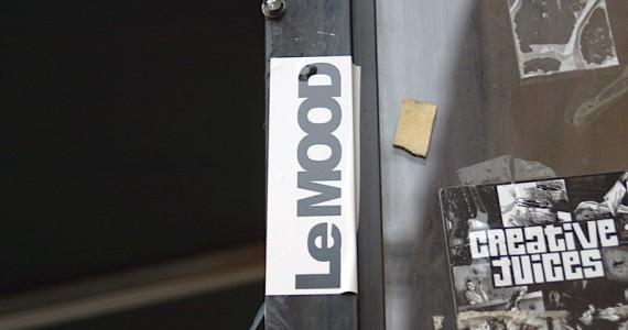 Le Mood Sticker