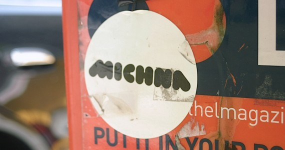 Michna Sticker
