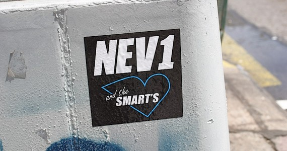 Nev1 Sticker
