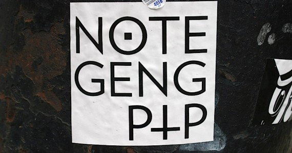 Note Geng Ptp 2 Sticker