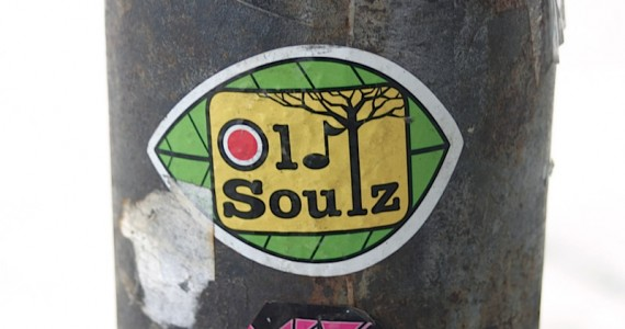 Old Soulz Sticker