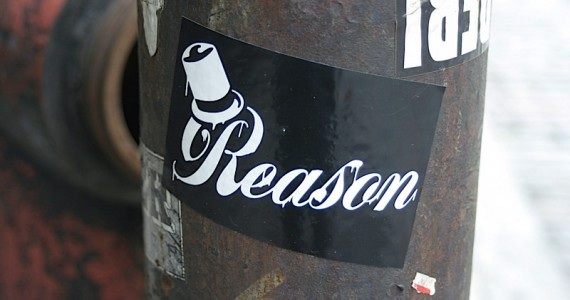 Reason Sticker