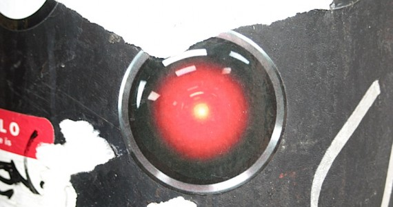 Red Circle Sticker
