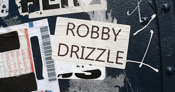 Robby Drizzle Sticker