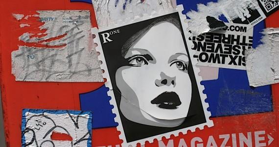 Rone Sticker