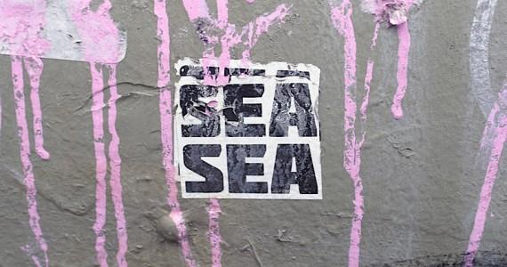 Sea Sea 2 Sticker