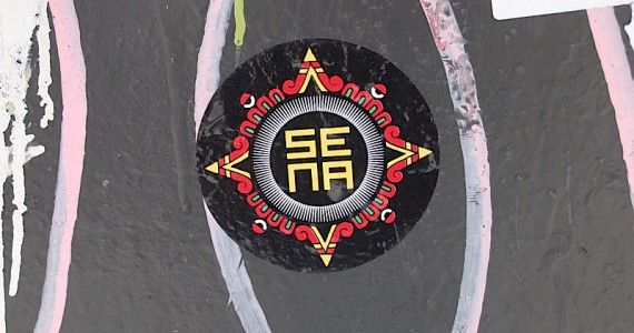 Sena Sticker