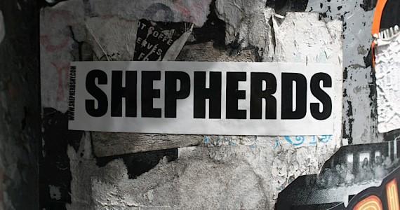 Shepherds Sticker