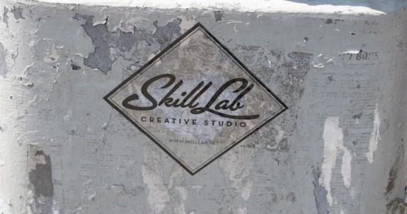 Skill Lab Sticker