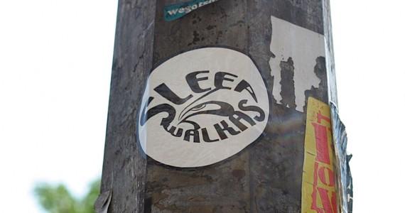 Sleep Walkers Sticker
