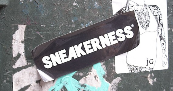Sneakerness Sticker