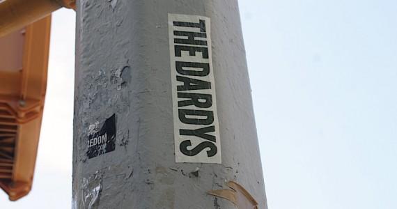 The Dardys 2 Sticker