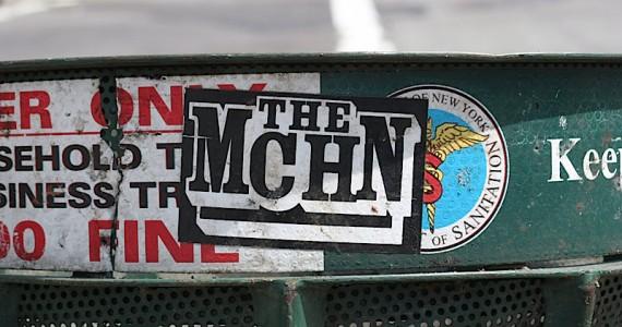 The Mchn Sticker