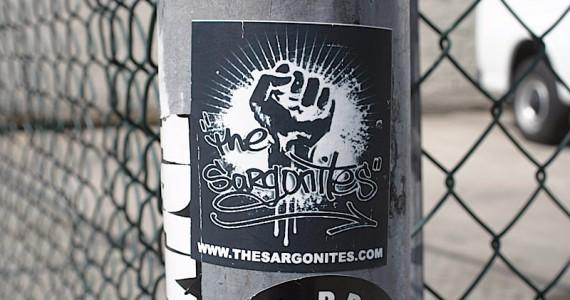 The Sargonites Sticker