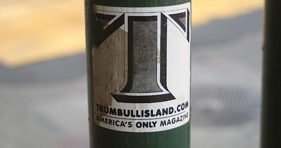 Trumbullisland Sticker