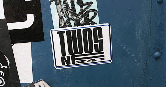 Two Nf 241 Sticker
