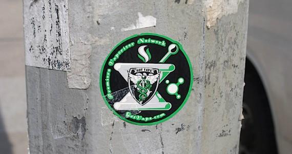 Vaporizer Network sticker