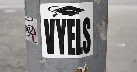 Vyels Sticker