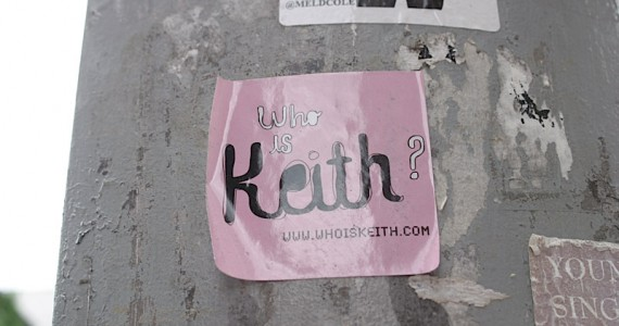 Who Is Keith Sticker