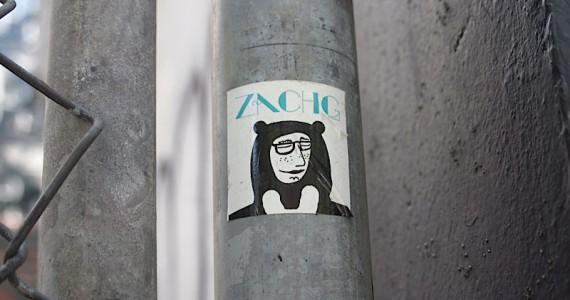 Zachg Sticker